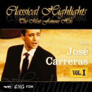 José Carreras - Vol.1 歌手頭像