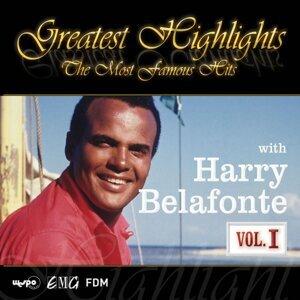 Harry Belafonte - Vol.1 歌手頭像