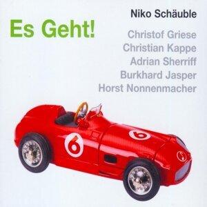 Niko Schäuble, Christof Griese, Christian Kappe, Adrian Sherriff, Burkhard Jasper & Horst Nonnenmacher 歌手頭像