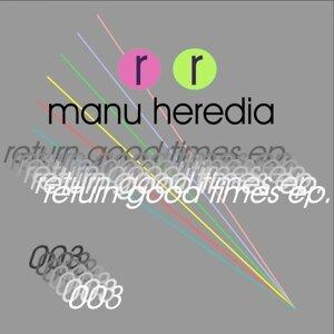 Manu Heredia 歌手頭像