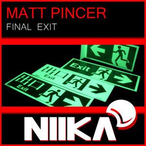 Matt Pincer 歌手頭像