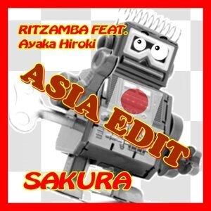 Ritzamba feat. Ayaka Hiroki 歌手頭像
