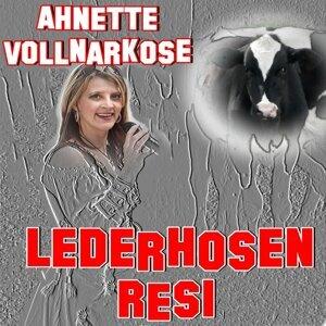 Ahnette Vollnarkose 歌手頭像