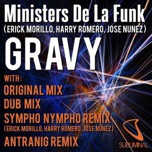 Ministers De La Funk (Erick Morillo, Harry Romero, Jose Nunez)
