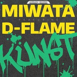 Miwata & D-Flame 歌手頭像