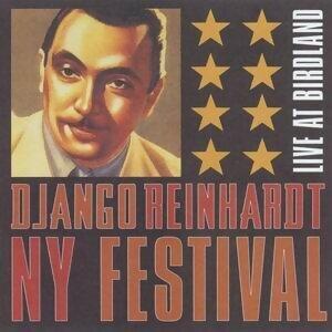 Django Reinhardt NY Festival 歌手頭像