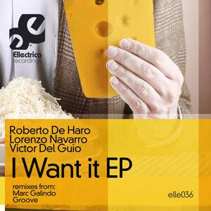 Roberto De Haro, Lorenzo Navarro & Victor Del Guio 歌手頭像