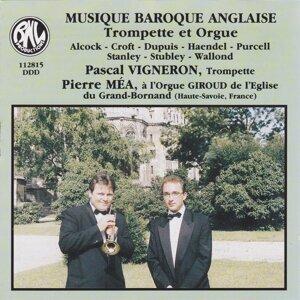 Pascal Vigneron, Pierre Méa 歌手頭像