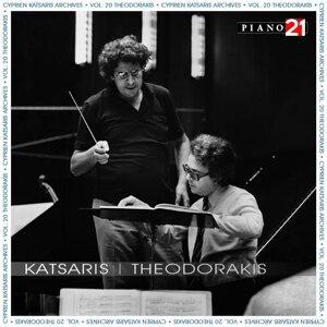 Cyprien Katsaris, Mikis Theodorakis, Orchestre Symphonique de RTL 歌手頭像