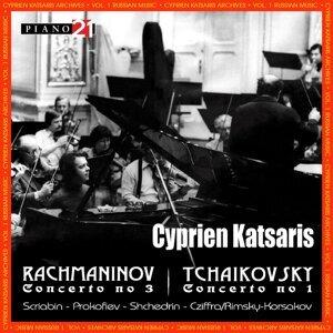 Cyprien Katsaris, Maurice Suzan, Orchestre Radio-Symphonique de Lille 歌手頭像