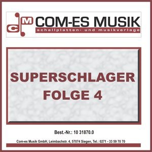 Superschlager Folge 4 歌手頭像