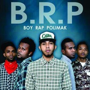 Boy Rap Polimak 歌手頭像