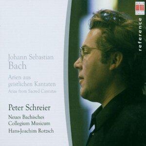 Peter Schreier, Neues Bachisches Collegium Musicum & Hans-Joachim Rotzsch 歌手頭像