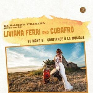Liviana Ferri, Cubafro 歌手頭像