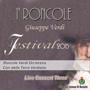 Silvano Frontalini, Roncole Verdi Orchestra 歌手頭像