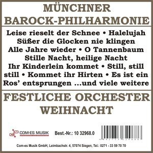 Münchner Barock-Philharmonie 歌手頭像
