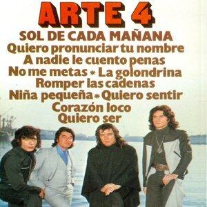 Arte 4 歌手頭像