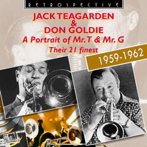 Jack Teagarden, Don Goldie 歌手頭像