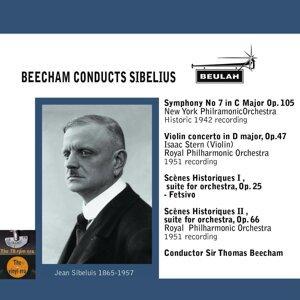 Sir Thomas Beecham & New York Philharmonic Orchestra 歌手頭像