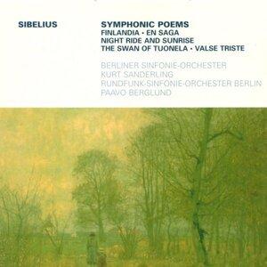 Paavo Berglund, Kurt Sanderling, Berlin Radio Symphony Orchestra, Berlin Symphony Orchestra 歌手頭像