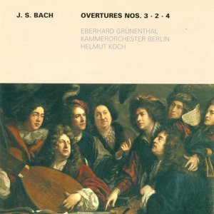 Berlin Chamber Orchestra, Helmut Koch 歌手頭像