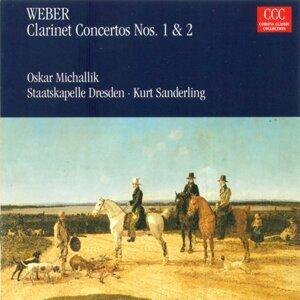 Kurt Sanderling, Dresden Staatskapelle, Oskar Michallik 歌手頭像