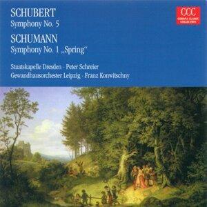 Peter Schreier, Franz Konwitschny, Leipzig Gewandhaus Orchestra, Dresden Staatskapelle 歌手頭像