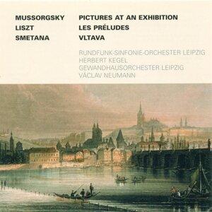 Vaclav Neumann, Leipzig Radio Symphony Orchestra, Leipzig Gewandhaus Orchestra, Herbert Kegel 歌手頭像