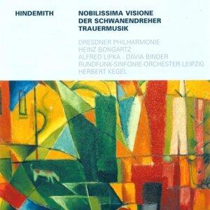 Leipzig Radio Symphony Orchestra, Dresden Philharmonic Orchestra, Herbert Kegel, Heinz Bongartz, Alfred Lipka, Davia Binder 歌手頭像