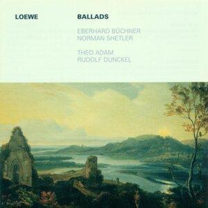 Theo Adam, Eberhard Buchner, Norman Shetler, Rudolf Dunckel 歌手頭像