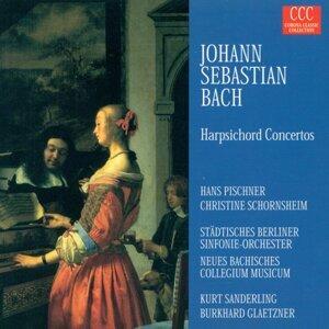 Kurt Sanderling, Berlin Symphony Orchestra, Christine Schornsheim, Burkhard Glaetzner, New Bach Collegium Musicum Leipzig, Hans Pischner 歌手頭像