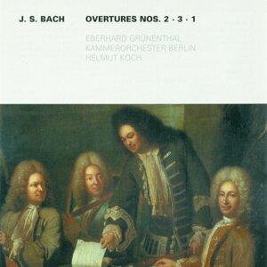 Helmut Koch, Berlin Chamber Orchestra 歌手頭像