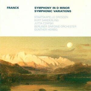 Staatskapelle Dresden, Kurt Sanderling, Jutta Czapski, Berlin Symphony Orchestra, Günther Herbig 歌手頭像
