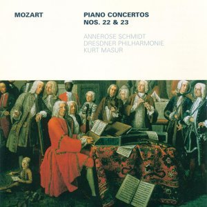 Kurt Masur, Dresden Philharmonic Orchestra, Annerose Schmidt 歌手頭像