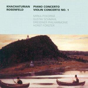 Dresden Philharmonic Orchestra, Gustav Schmahl, Horst Forster, Mirka Pokorna 歌手頭像