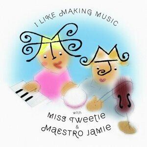 Miss Tweetie & Maestro Jamie 歌手頭像