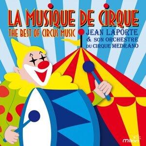 Jean Laporte, Orchestre du Cirque Médrano 歌手頭像