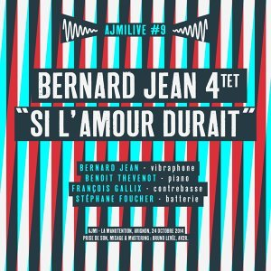 Bernard Jean Quartet 歌手頭像