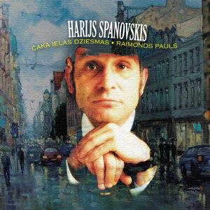 Harijs Spanovskis, Raimonds Pauls 歌手頭像
