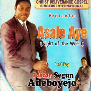 Pastor Segun Adeboyejo 歌手頭像
