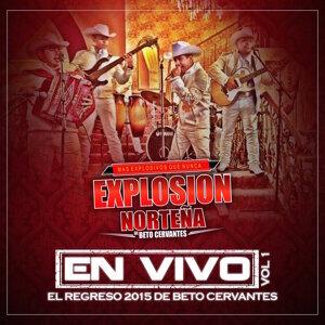 """Explosion Nortena De """"Beto Cervantes"""" 歌手頭像"""