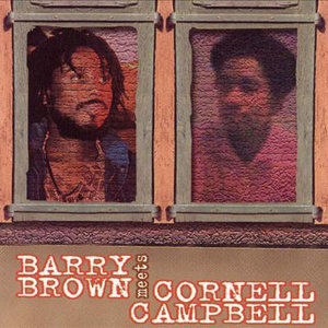 Barry Brown, Cornell Campbell 歌手頭像