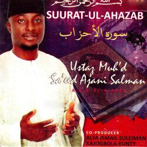 Ustaz Muh'd Sa'eed Ajani Salman 歌手頭像
