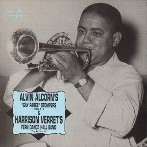 Alvin Alcorn, Harrison Verret 歌手頭像