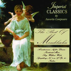 Leipzig Philharmonic Orchestra, Cond. Rudolf Wallenstein - Henk Lagendaal, Piano 歌手頭像