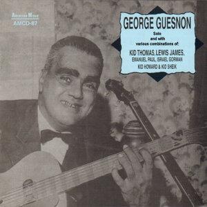George Guesnon 歌手頭像