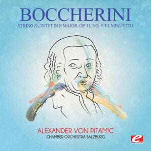 Chamber Orchestra Salzburg, Alexander von Pitamic 歌手頭像
