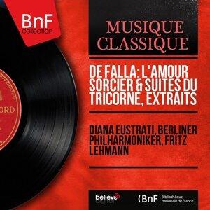 Diana Eustrati, Berliner Philharmoniker, Fritz Lehmann 歌手頭像