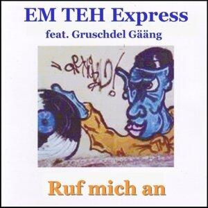EM TEH EXPRESS feat. Gruschdel Gääng 歌手頭像