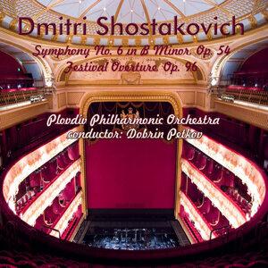 Plovdiv Philharmonic Orchestra, Dobrin Petkov 歌手頭像